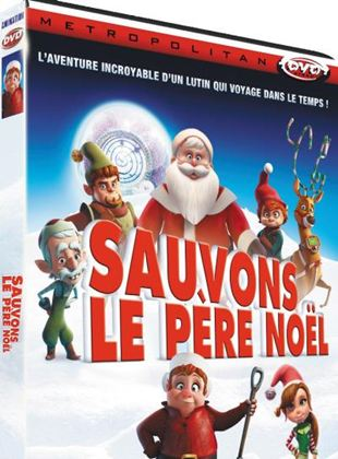 Sauvons le Père Noël streaming