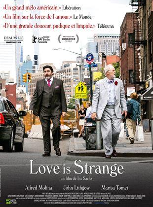Bande-annonce Love Is Strange