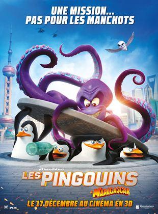 Bande-annonce Les Pingouins de Madagascar