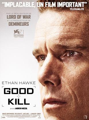 Bande-annonce Good Kill