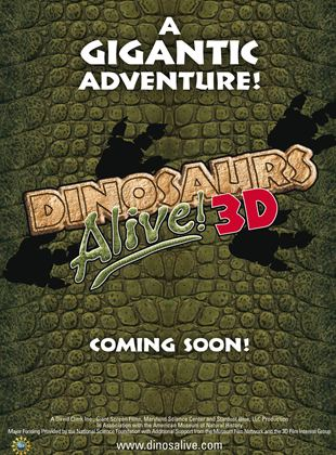 Dinosaures... vivants !