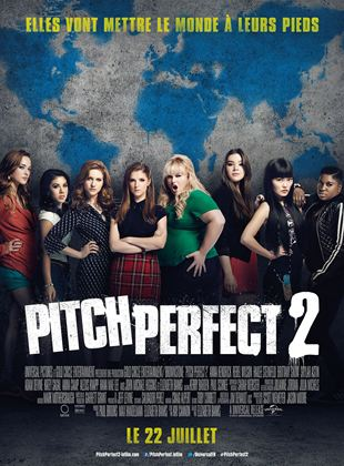 Bande-annonce Pitch Perfect 2