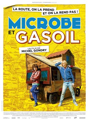 Bande-annonce Microbe et Gasoil