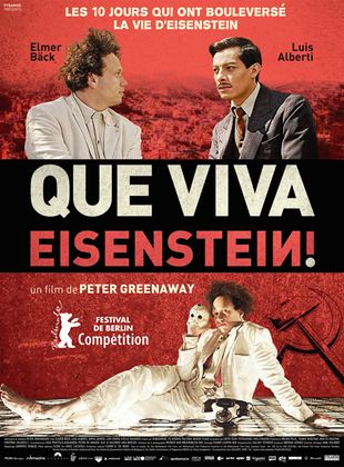 Bande-annonce Que viva Eisenstein !
