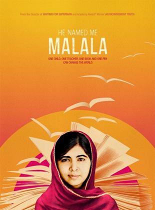Il m'a appelée Malala