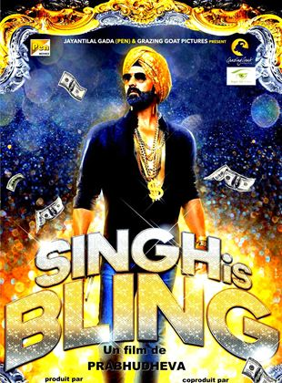 Bande-annonce Singh Is Bling