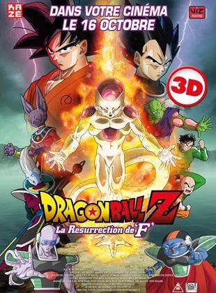 Dragon Ball Z – La Résurrection de F streaming