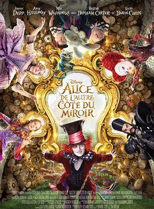 Bande-annonce Alice de l'autre côté du miroir