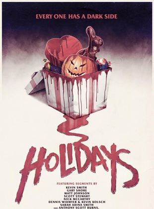 Bande-annonce Holidays