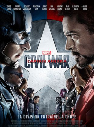 Bande-annonce Captain America: Civil War