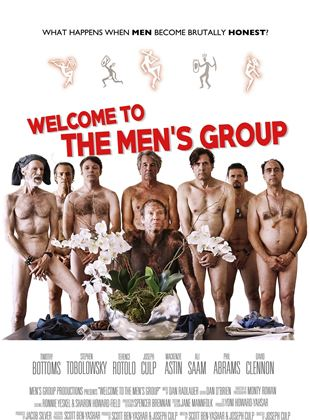 Bande-annonce Welcome to the men's group