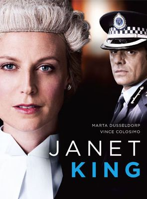 JANET KING S1-NL