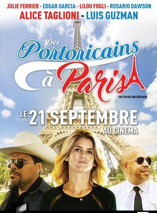 Bande-annonce Des Porto Ricains à Paris