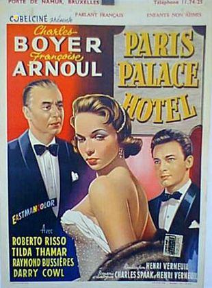 Paris Palace Hôtel streaming