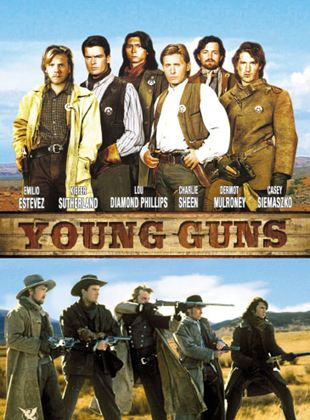 Bande-annonce Young Guns