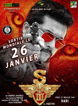 Bande-annonce Singam 3