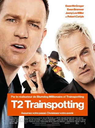 Bande-annonce T2 Trainspotting