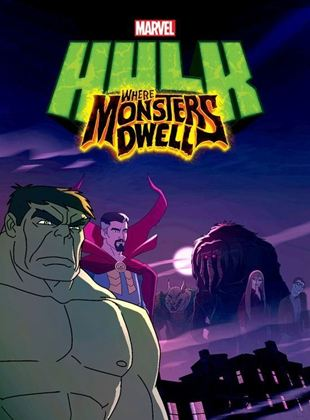 Bande-annonce Hulk: Where Monsters Dwell
