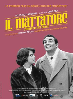 Il Mattatore (L'homme aux cent visages) streaming