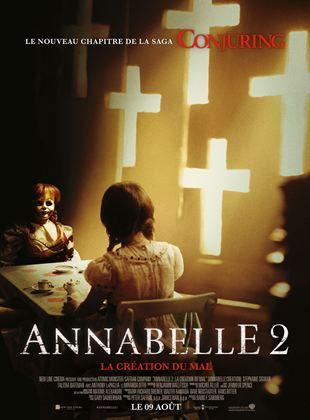 Bande-annonce Annabelle 2 : la Création du Mal