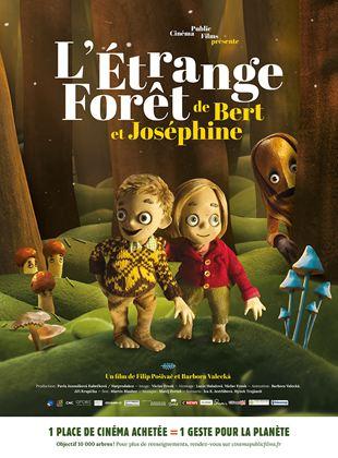 Bande-annonce L'Étrange forêt de Bert et Joséphine