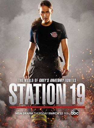 Grey's Anatomy : Station 19