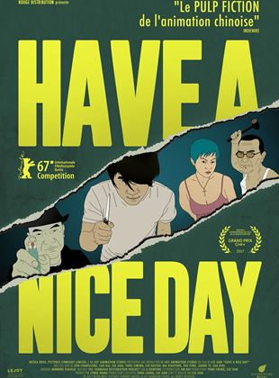 Bande-annonce Have a Nice Day