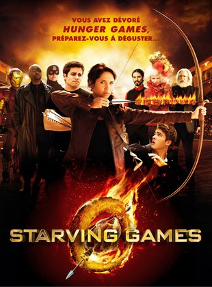 Bande-annonce Starving Games