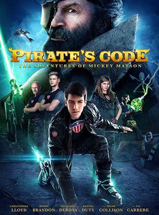 Mickey Matson : le code des pirates