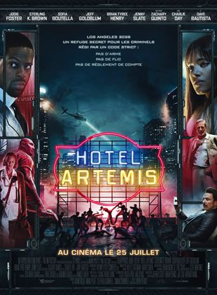 Bande-annonce Hotel Artemis