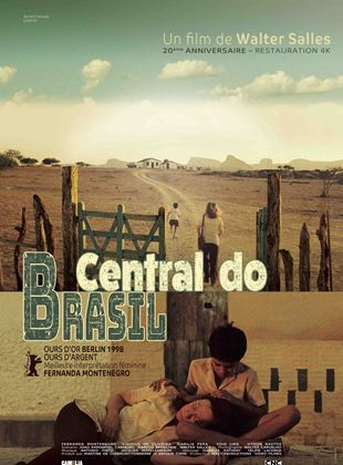 Bande-annonce Central do Brasil