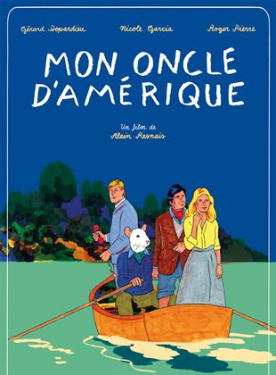 Mon Oncle d'Amérique streaming