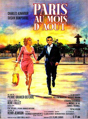Bande-annonce Paris au mois d'août