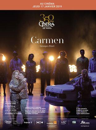 Bande-annonce Carmen (Opéra de Paris-FRA Cinéma)