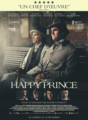 Bande-annonce The Happy Prince