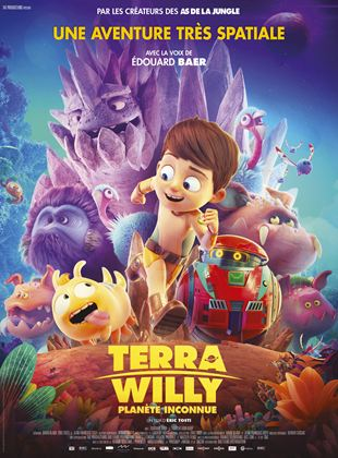 Bande-annonce Terra Willy - Planète inconnue