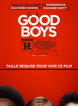 Bande-annonce Good Boys
