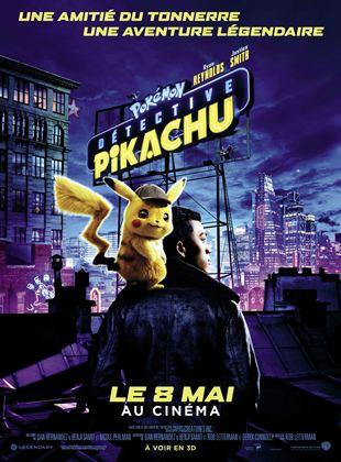 Bande-annonce Pokémon Détective Pikachu