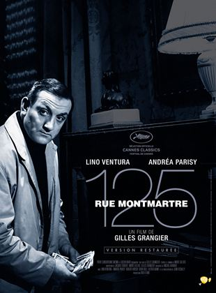 Bande-annonce 125, rue Montmartre
