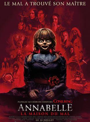 Bande-annonce Annabelle – La Maison Du Mal
