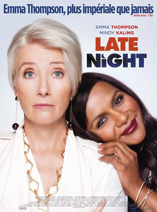 Bande-annonce Late Night
