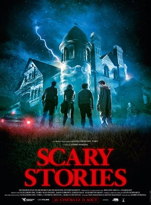 Bande-annonce Scary Stories