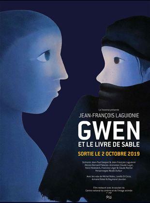 Bande-annonce Gwen, le livre de sable