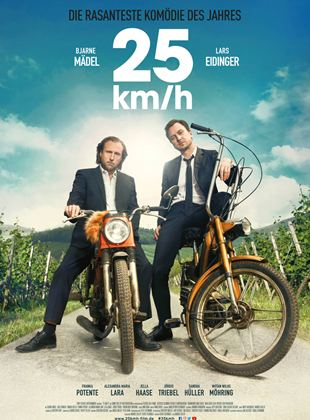 Bande-annonce 25 km/h