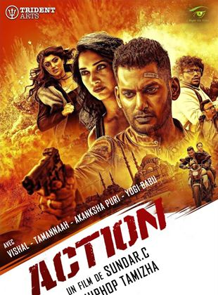 Bande-annonce Action