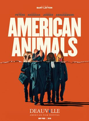 Bande-annonce American Animals