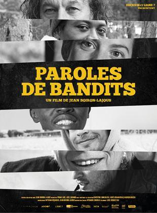 Bande-annonce Paroles de bandits