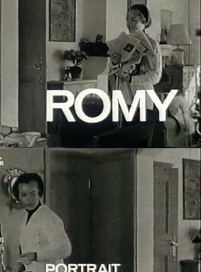 Romy, anatomie d'un visage