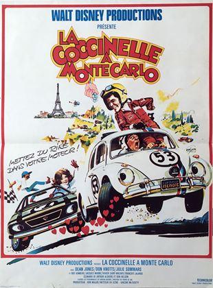 Bande-annonce La Coccinelle à Monte-Carlo