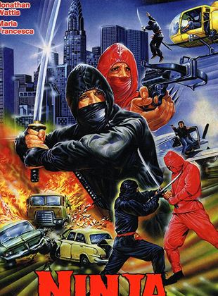 Bande-annonce Ninja Terminator